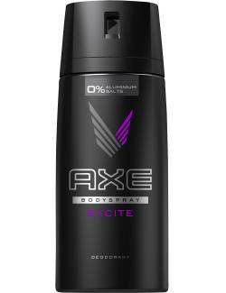 Axe Excite Deodorant Bodyspray  (150 ml) - 8712561249553