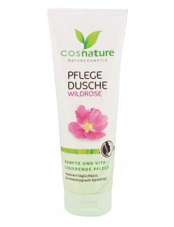 Cosnature Pflege Dusche Wildrose  (250 ml) - 4030409091145