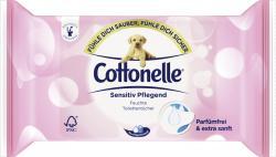 Cottonelle Pure Sensitive feuchte Toilettentücher  (56 St.) - 5029053026060