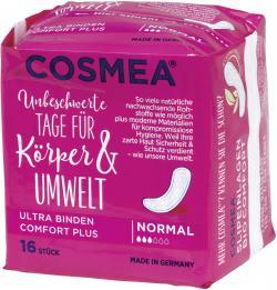 Cosmea Comfort Binden ultra dünn normal  (16 St.) - 4000576572167