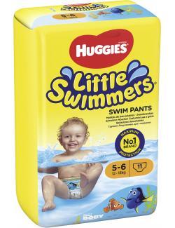 Huggies Little Swimmers Schwimmhöschen Gr. 5-6 Maxi 12-18 kg  (11 St.) - 36000183429