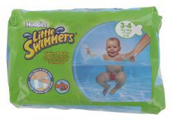 Huggies Little Swimmers Schwimmhöschen Gr. 3-4 Medium 7-15 kg  (12 St.) - 36000183399