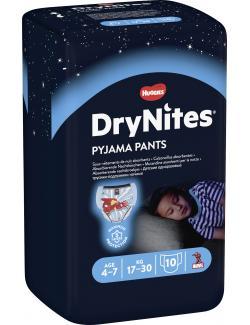 DryNites Pyjama Pants Boy 4 bis 7 Jahre  (10 St.) - 5029053527574