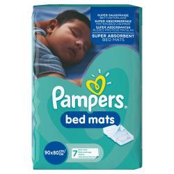 Pampers Bettunterlage Bed Mats Large  (7 St.) - 4015400333449