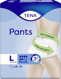 Tena Pants Plus Large  (8 St.) - 7322540574876