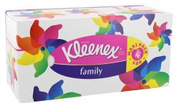 Kleenex Family Kosmetiktücher  (140 St.) - 5029053038681