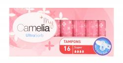My Camelia UltraSorb Tampons Super  (16 St.) - 5029053539522