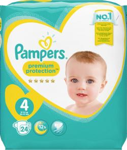 Pampers Premium Protection Gr. 4 Maxi 8-16kg  (24 St.) - 4015400835332