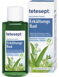 Tetesept Erkältungs Bad  (125 ml) - 4008491116268