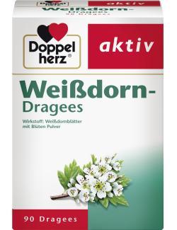 Doppelherz aktiv Weißdorn-Dragees  (90 St.) - 4009932004526