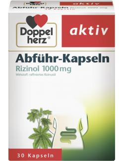 Doppelherz aktiv Abführ-Kapseln hochdosiert  (30 St.) - 4009932007374