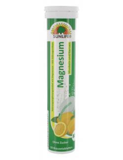 Sunlife Magnesium Brausetabletten  - 4022679002488