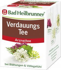Bad Heilbrunner Verdauungs Tee  - 4008137002252
