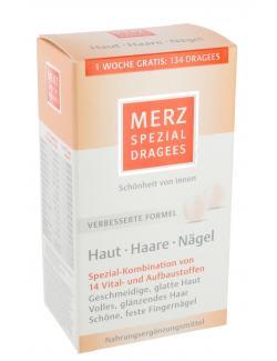 Merz Spezial Dragees Haut-Haare-Nägel  (120 St.) - 4008491306256