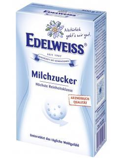 Edelweiss Milchzucker  (500 g) - 4000540002034