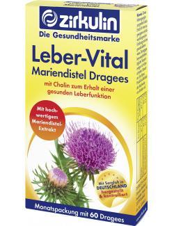 Zirkulin Leberschutz-Dragees  (60 St.) - 4056500008462