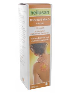 Heilusan Rheuma-Salbe S  (100 ml) - 4037771621628