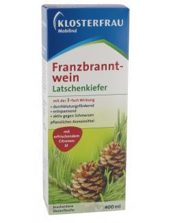Klosterfrau Mobilind Franzbranntwein Latschenkiefer  (400 ml) - 4008617009382