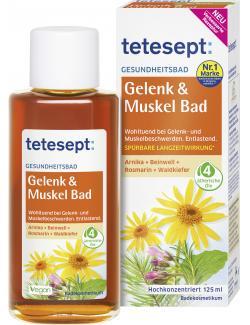 Tetesept Gelenk- und Muskelbad  (125 ml) - 4008491119412