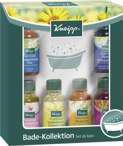 Kneipp Badeöl Kollektion  (6 x 20 ml) - 4008233024721