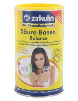 Zirkulin Säure-Basen-Balance Pulver  (300 g) - 4056500030876
