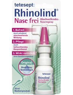 Tetesept Rhinolind abschwellendes Nasenspray  (20 ml) - 4008491116121