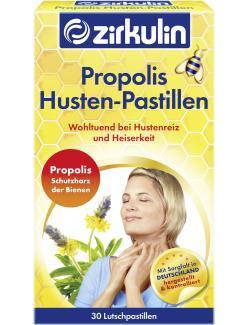 Zirkulin Husten-Pastillen Spitzwegerich + Zink + Propolis  (30 St.) - 4056500731049