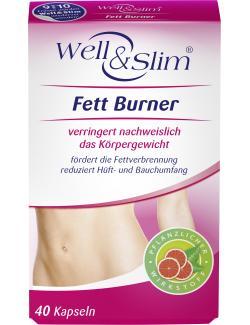 Well & Slim Fett Burner Kapseln  - 4036581527632