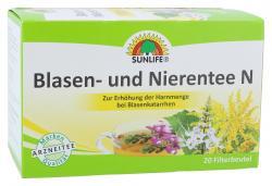 Sunlife Tee Blasen- und Nieren  (20 St.) - 4022679115751