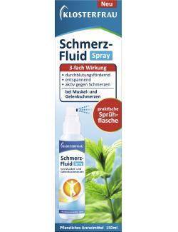 Klosterfrau Schmerz-Fluid Spray  (150 ml) - 4008617006725