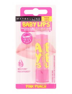 Maybelline New York Baby Lips Pink Punch  (1 St.) - 3600530901920