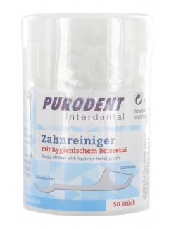 Purodent Zahnreiniger  (50 St.) - 4022551278000