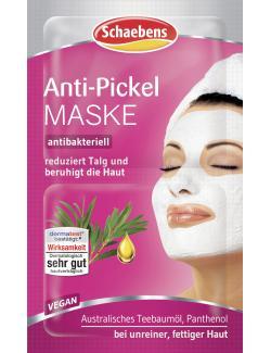 Schaebens Anti-Pickel Maske  (2 x 5 ml) - 4003573020006