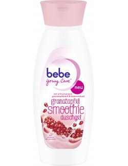Bebe Young Care Smoothie Duschgel Granatapfel  (250 ml) - 3574661191416