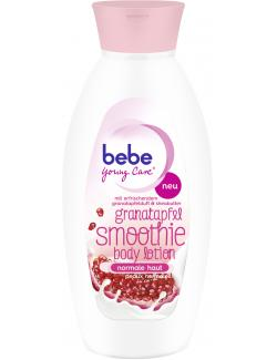 Bebe Young Care Smoothie Bodylotion Granatapfel  (400 ml) - 3574661191430