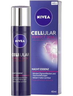 Nivea Cellular Perfect Skin Nacht Essenz  (40 ml) - 4005900132857