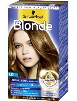 Schwarzkopf Blonde Aufheller LD für dunkles Haar  (142 ml) - 4015001007848