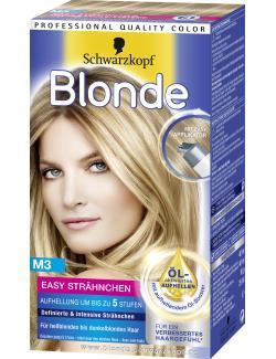 Schwarzkopf Blonde M3 Easy Strähnchen  (117 ml) - 4015001007893