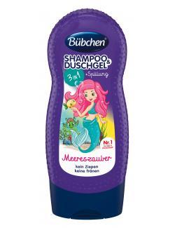Bübchen 3in1 Shampoo & Shower + Spülung freche Zwerge  (230 ml) - 7613035058224
