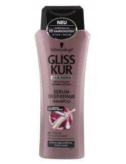 Schwarzkopf Gliss Kur Serum Deep-Repair Shampoo  (250 ml) - 4015001004304