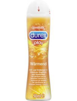 Durex Play Gleitgel wärmend  (50 ml) - 5038483962466