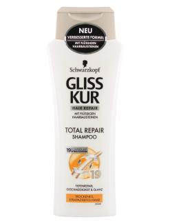 Schwarzkopf Gliss Kur Total Repair Shampoo  (250 ml) - 4015000985581