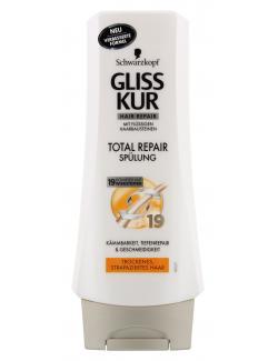 Schwarzkopf Gliss Kur Total Repair Spülung  (200 ml) - 4015000985505