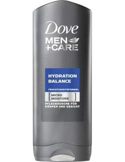 Dove Men+Care Hydration Balance Pflegedusche  (250 ml) - 8712561779807