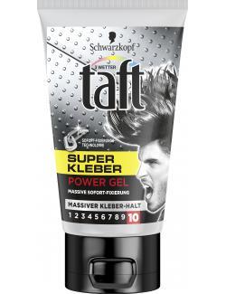 Schwarzkopf 3 Wetter Taft Super Kleber Power Gel  (150 ml) - 4015001004496