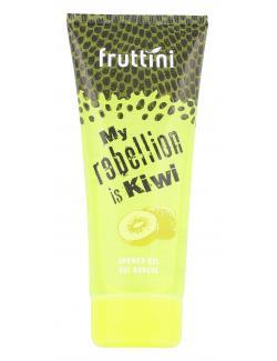 Fruttini My rebellion is kiwi Shower Gel  (200 ml) - 4003583184095