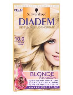 Schwarzkopf Diadem Seiden-Color-Creme 10.0 vanille  (142 ml) - 4015001010572