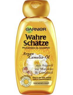 Garnier Wahre Schätze nährendes Shampoo Argan- und Camelia-Öl  (250 ml) - 3600541875364