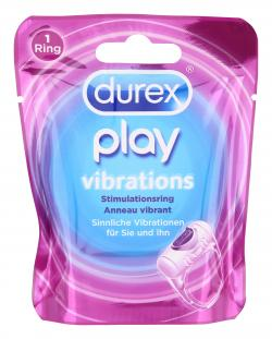Durex Play Vibrations Ring  (1 St) - 5038483428252