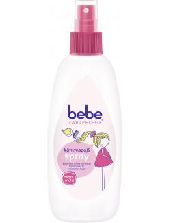 Bebe Zartpflege Kämmspaß Spray  (200 ml) - 3574661221403